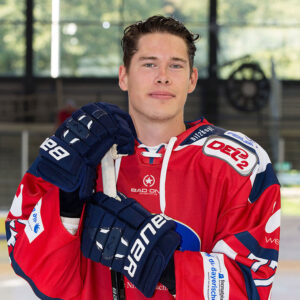 Deggendorf Eishockey Alex Roach