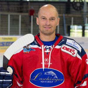 Deggendorf Eishockey Alexander Janzen