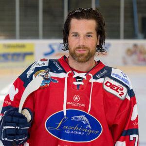 Deggendorf-Eishockey Andrew Schembri