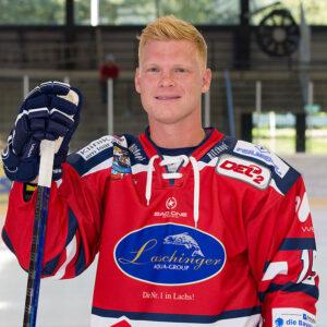 Deggendorf Eishockey Christoph Gawlik