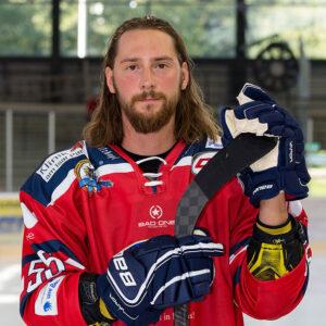 Deggendorf Eishockey Christopher Kasten