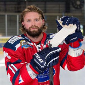 Deggendorf Eishockey Curtis Leinweber