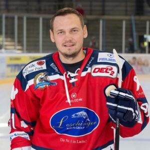 Deggendorf Eishockey Dimitrij Litesov