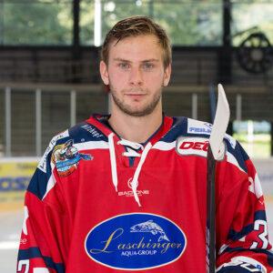 Deggendorf Eishockey Jan-Ferdinand Stern