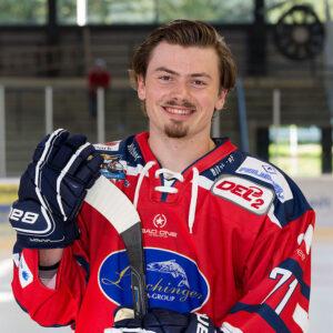 Deggendorf Eishockey Johannes Brunner
