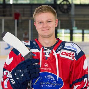 Deggendorf Eishockey Marius Wiederer