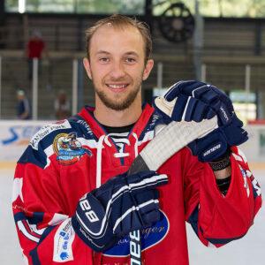 Deggendorf Eishockey Nico Wolfgramm