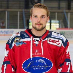Deggendorf Eishockey Robin Deuschl