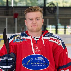 Deggendorf Eishockey Samuel Senft