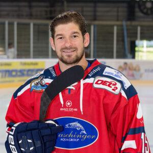 Deggendorf Eishockey Sergej Janzen