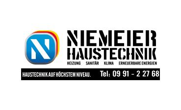 Niemeier Haustechnik DSC Sponsor