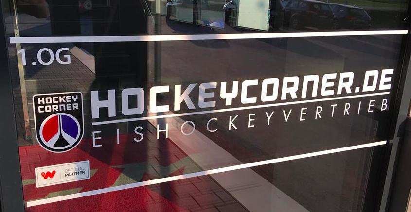 Mit der Wee Karte (DSC Teamcard und dem Mitgliederausweis) bei Hockey Corner fleißig sparen