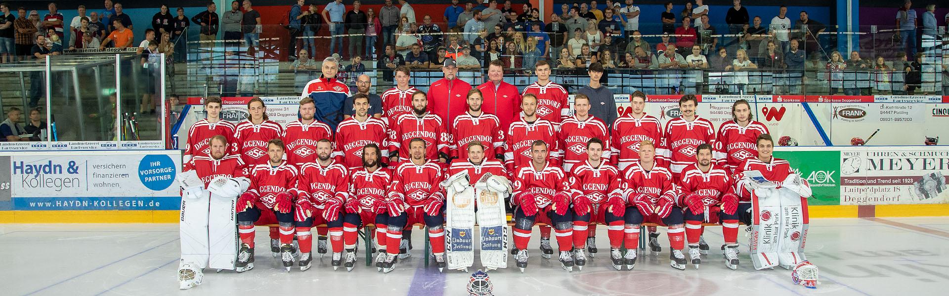 Eishockeymannschaft DSC