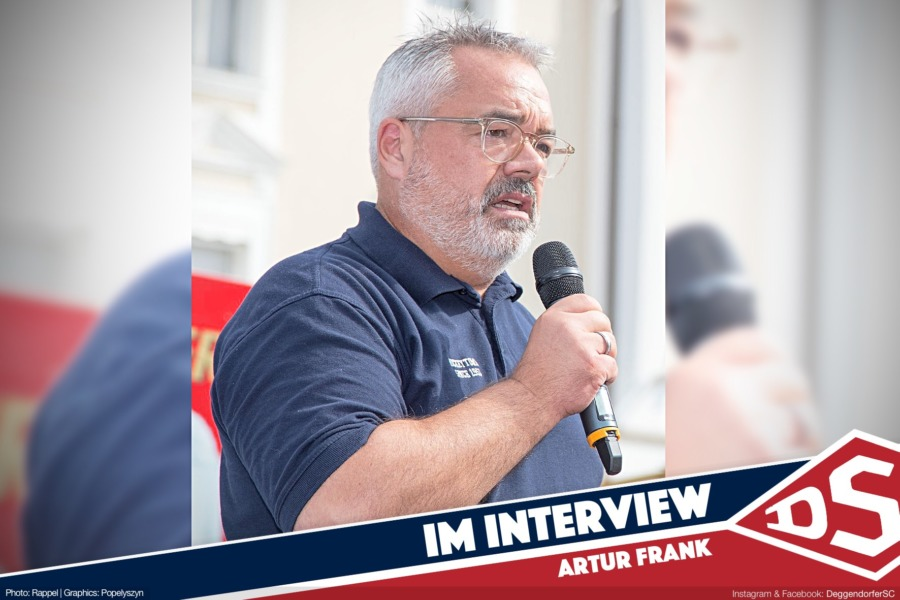Artur Frank: So geht es beim Deggendorfer SC weiter
