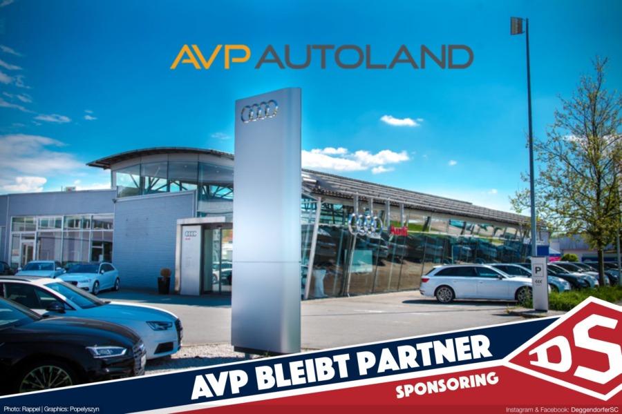 AVP Autoland und der Deggendorfer SC arbeiten auch in der kommenden Saison zusammen