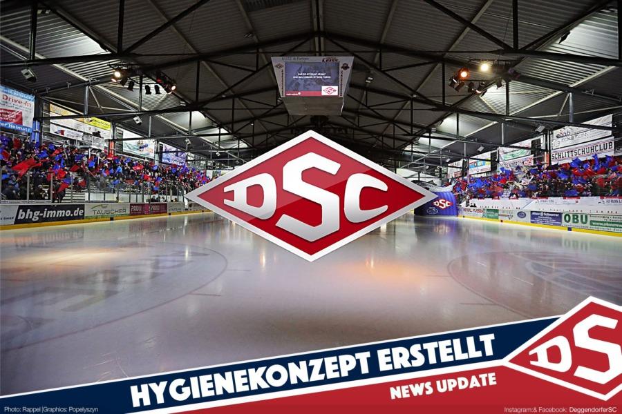 Das Ziel: Eishockey vor Zuschauern in Deggendorf – DSC erarbeitet eigenes Hygienekonzept