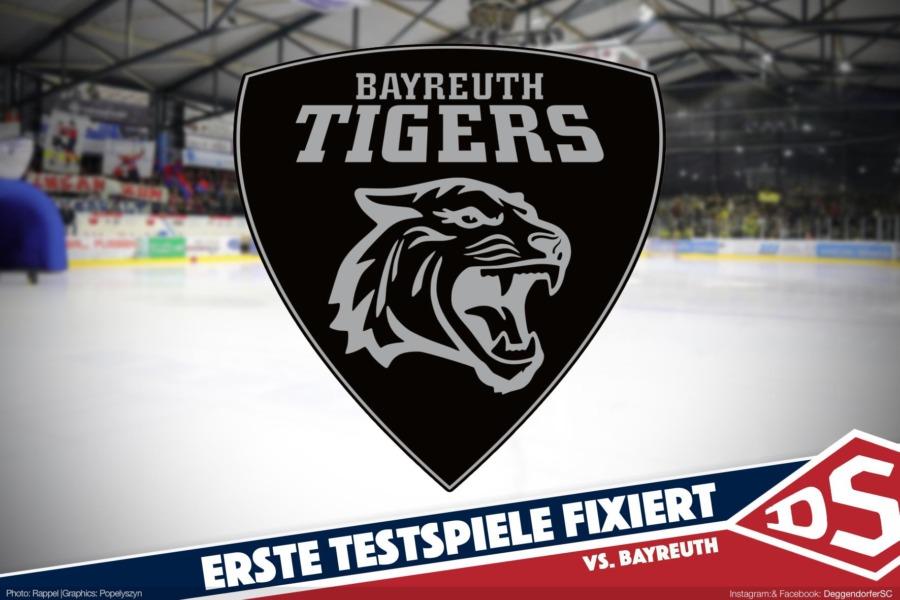 Erste Testspiele fix: DSC testet gegen die Bayreuth Tigers