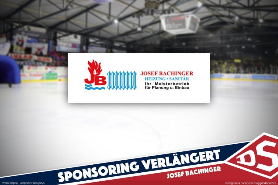 Auch Heizung & Sanitär Josef Bachinger bleibt weiterhin an Bord