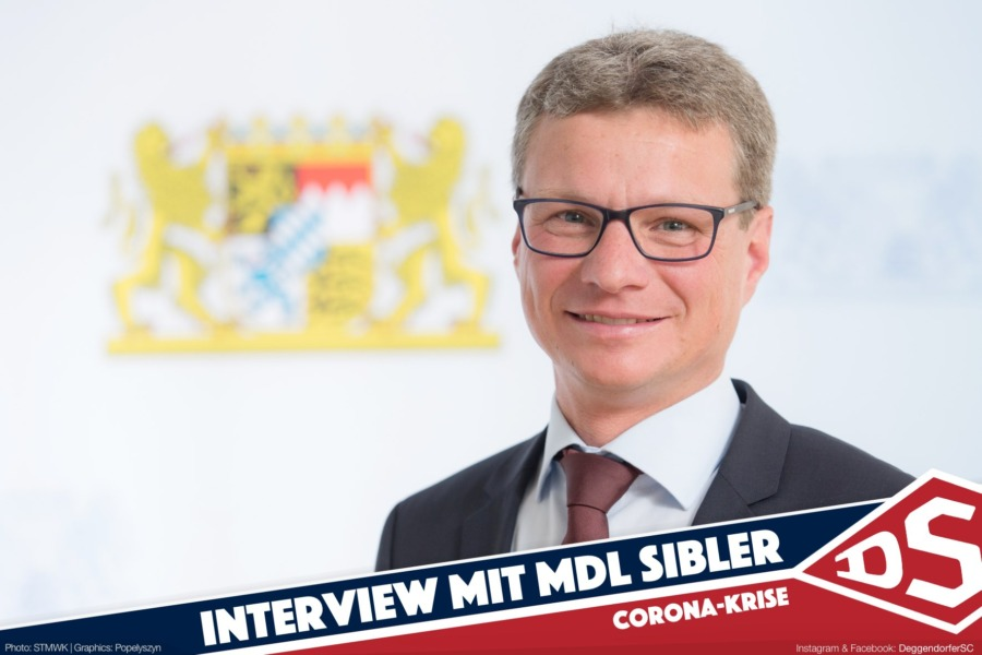 Oberligasaison unter Corona-Bedingungen – Interview mit Staatsminister Bernd Sibler