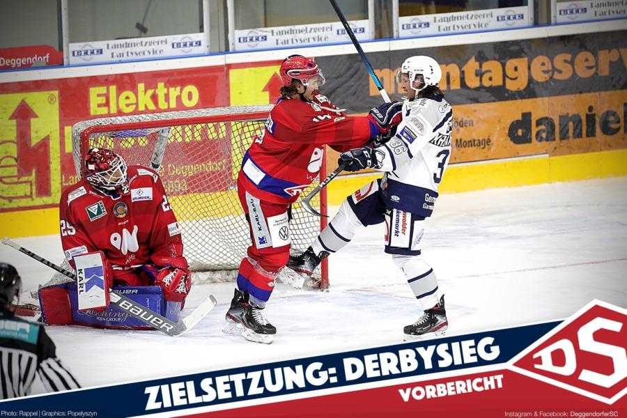 Es geht Schlag auf Schlag: DSC holt Spiel in Passau nach
