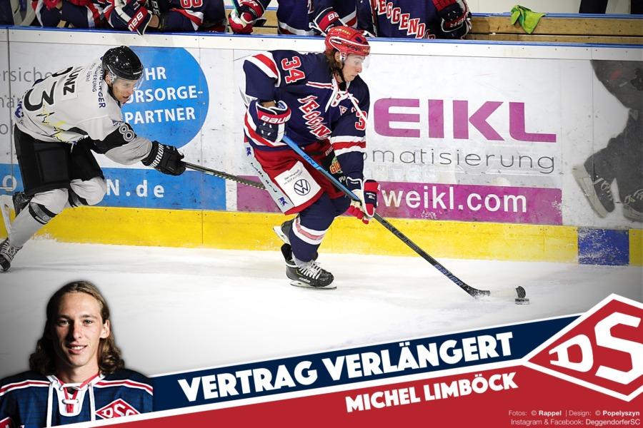 Michel Limböck geht mit dem DSC in die Oberligasaison