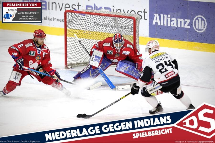 Deggendorfer SC erlebt rabenschwarzen Abend gegen Memmingen