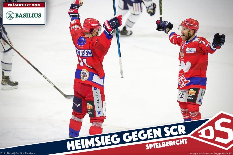 Deggendorfer SC mit Sieg beim Re-Start