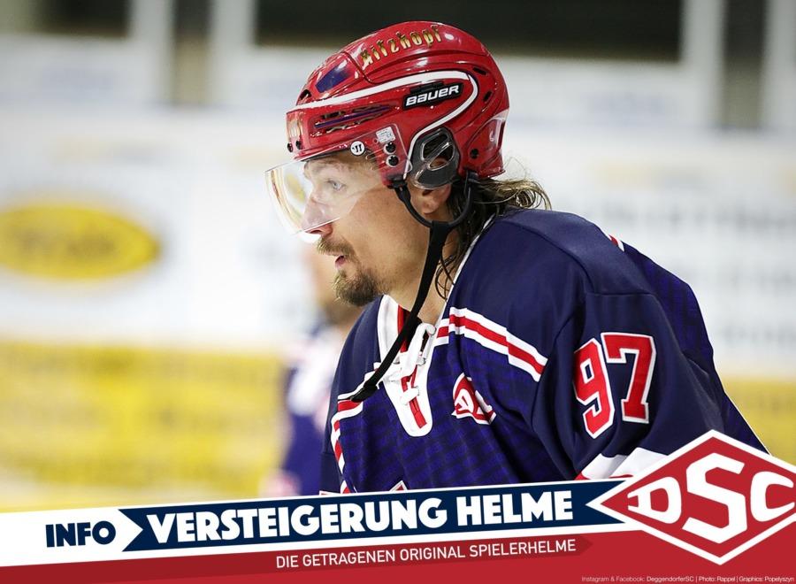 Helm-Unikate unter dem Hammer!