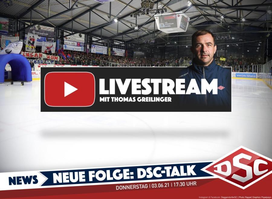Es ist wieder soweit! DSC-Talk mit Thomas Greilinger