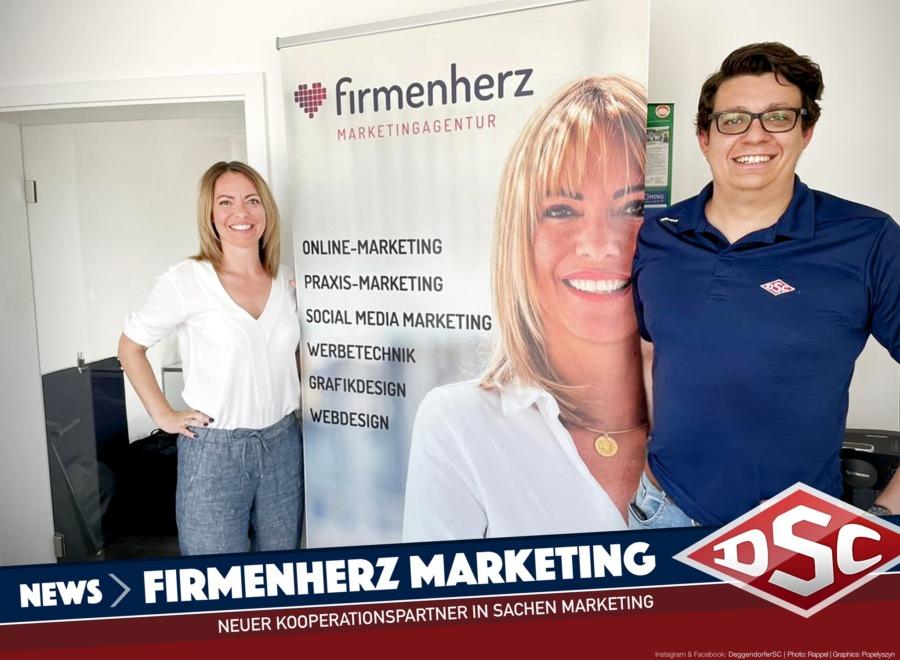 DSC und Firmenherz Marketing vereinbaren Kooperation