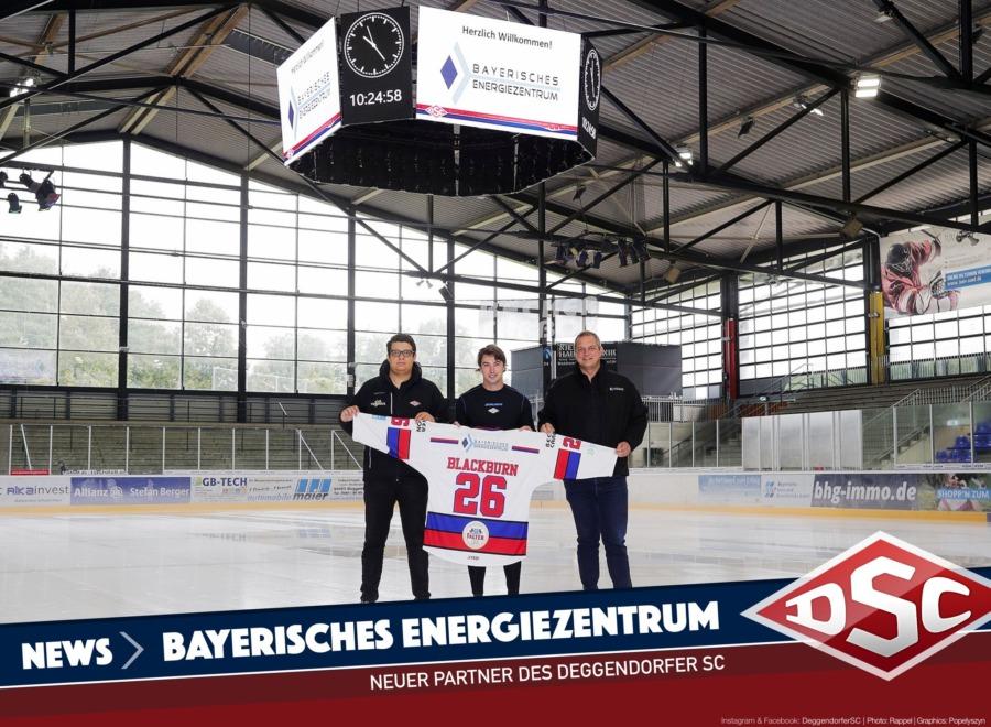 Heute vorgestellt: Bayerisches Energiezentrum ist neuer Partner des DSC