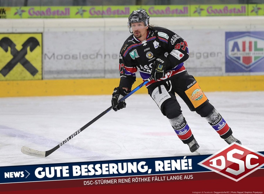 Bittere Diagnose: René Röthke droht eine längere Zwangspause