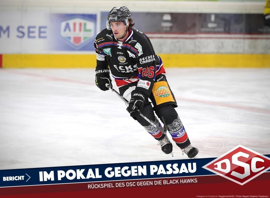 Rückspiel im Donau-Pokal: Am Mittwoch ist Passau zu Gast