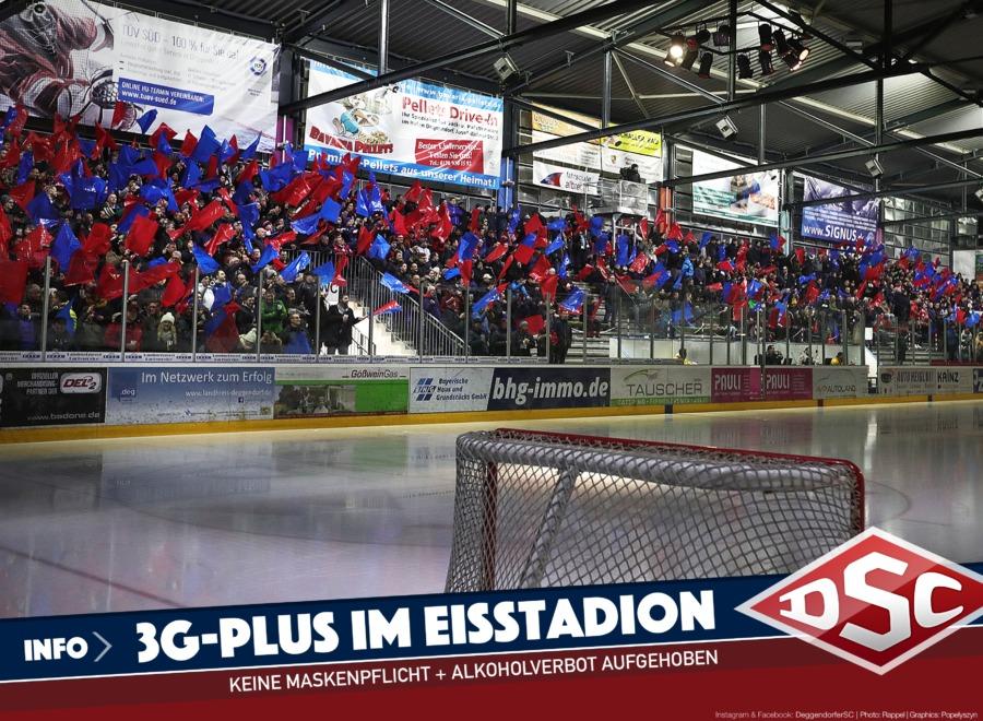 Deggendorfer SC passt Zuschauerkonzept an